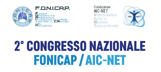 2nd National Congress Fonicap/AIC-NET Thoracopulmonary neoplasms, October 14-16, 2019