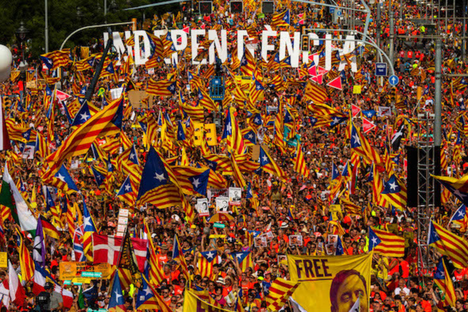 Catalonia: Framing the issue