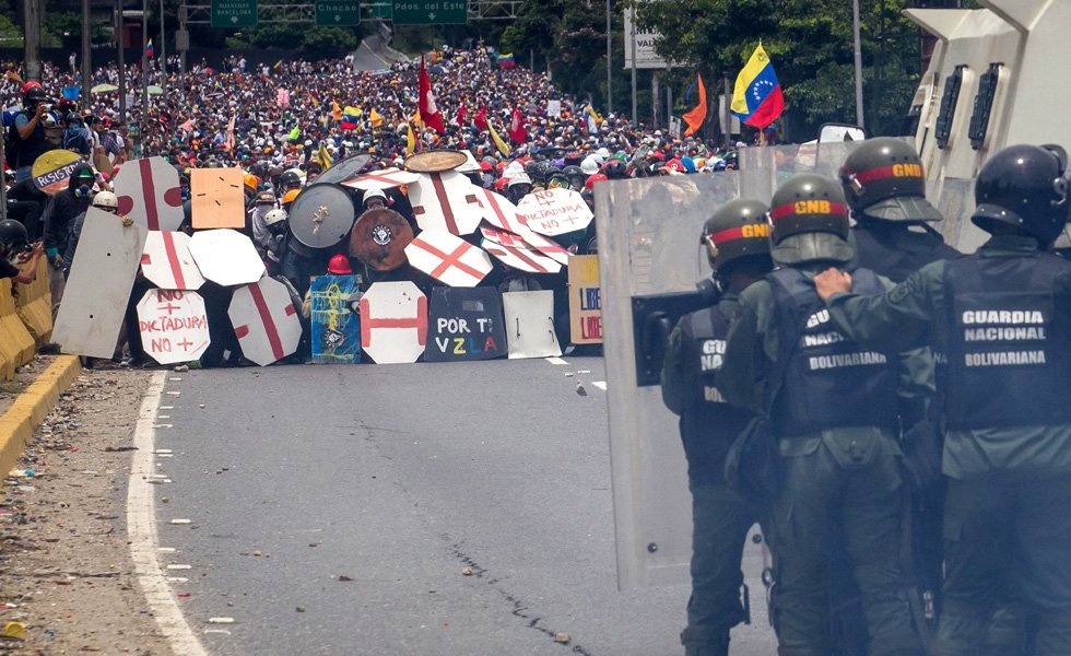 Cronache dal Venezuela di Maduro