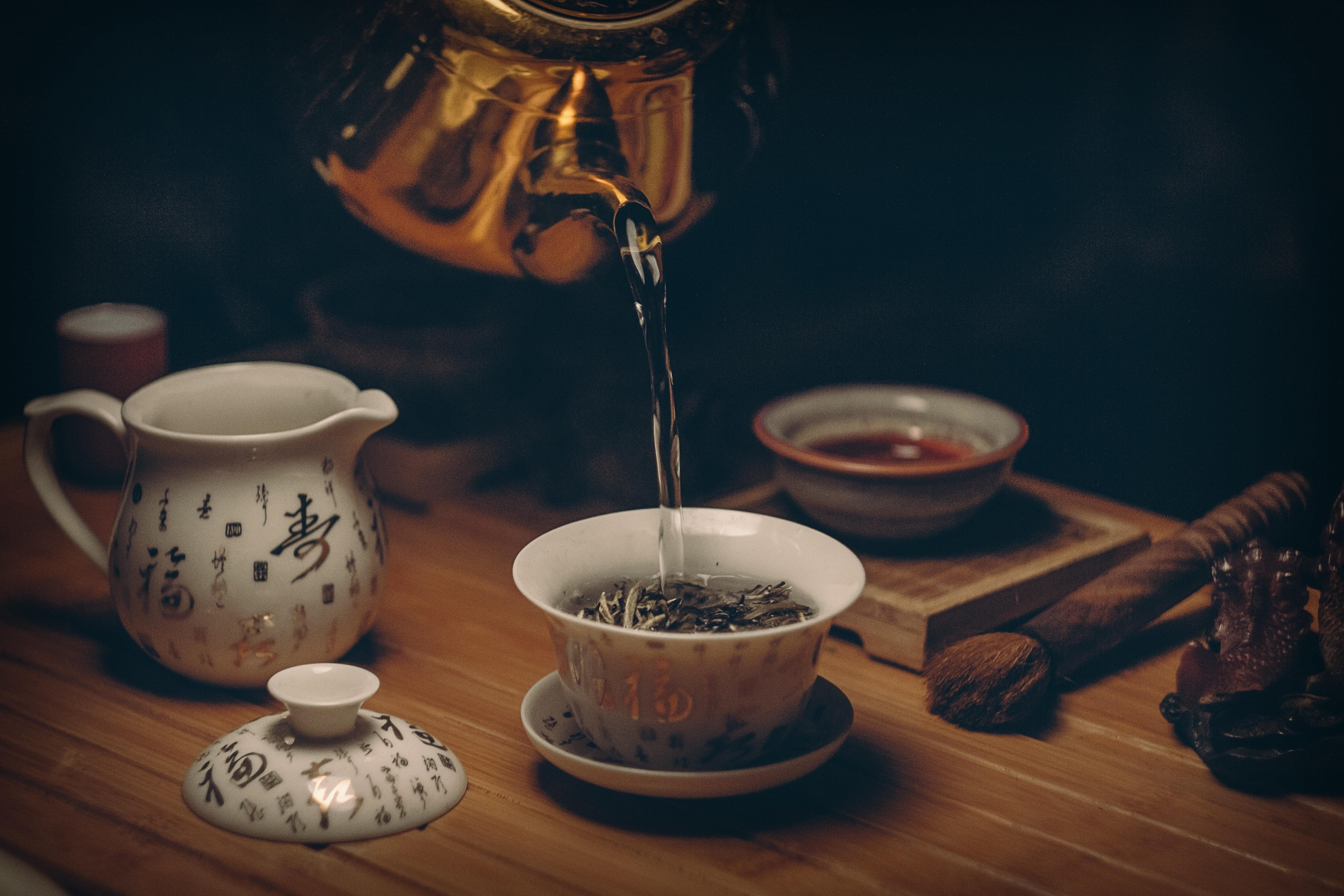 From its rituality to its beneficial effects: Green Tea