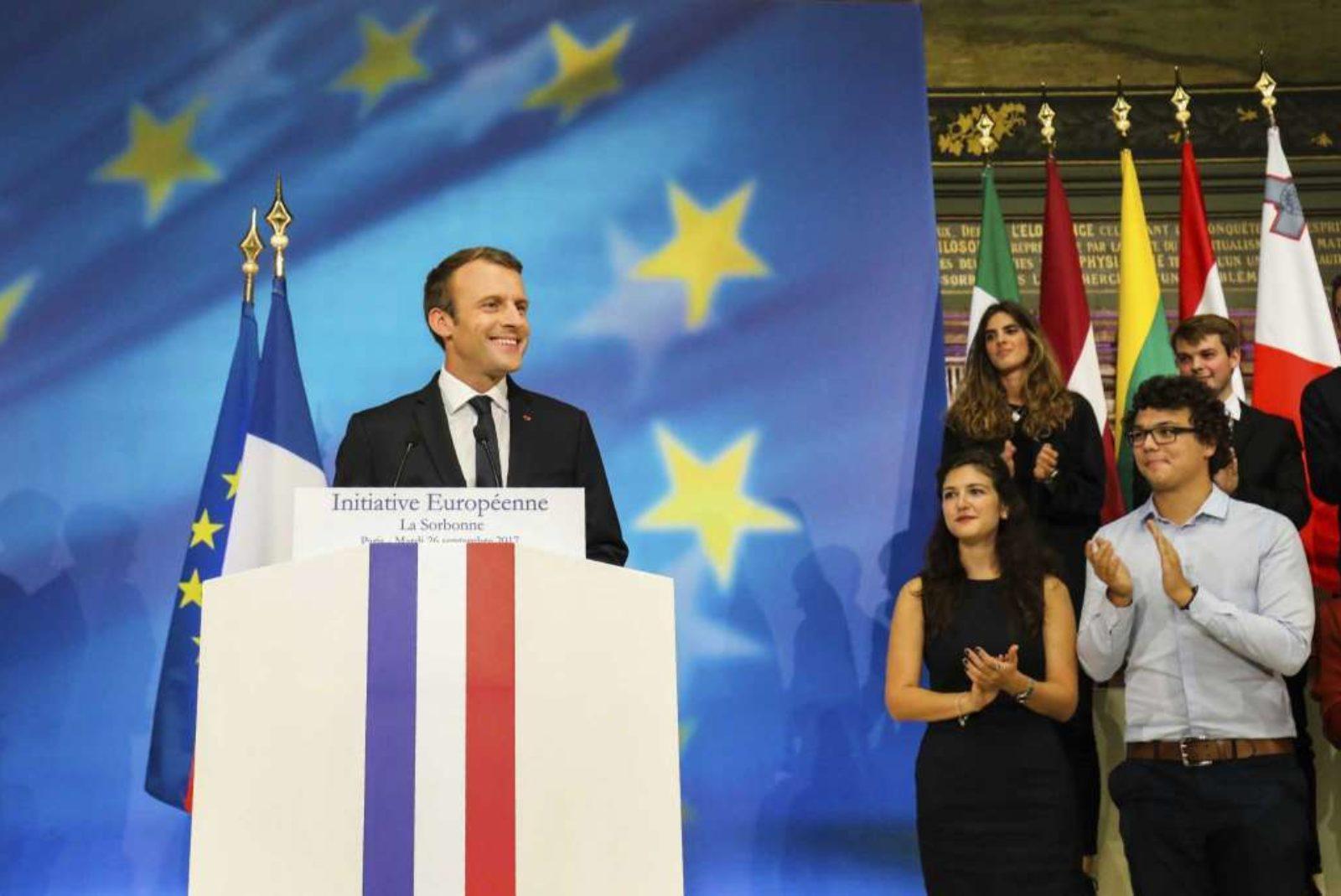 L'Europa di Macron