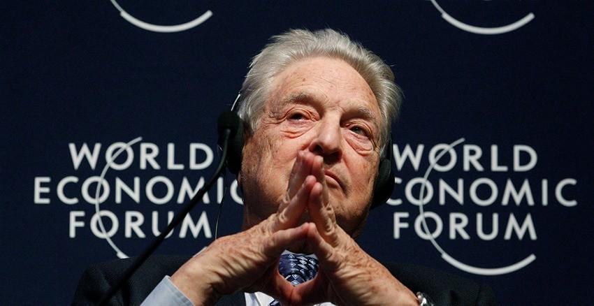 George Soros a Davos: i big dell'hi-tech hanno i giorni contati