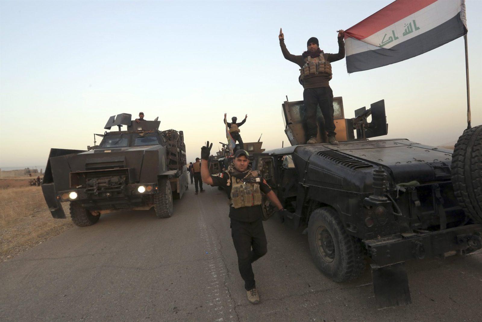 La fine dell'ISIS a Mosul?