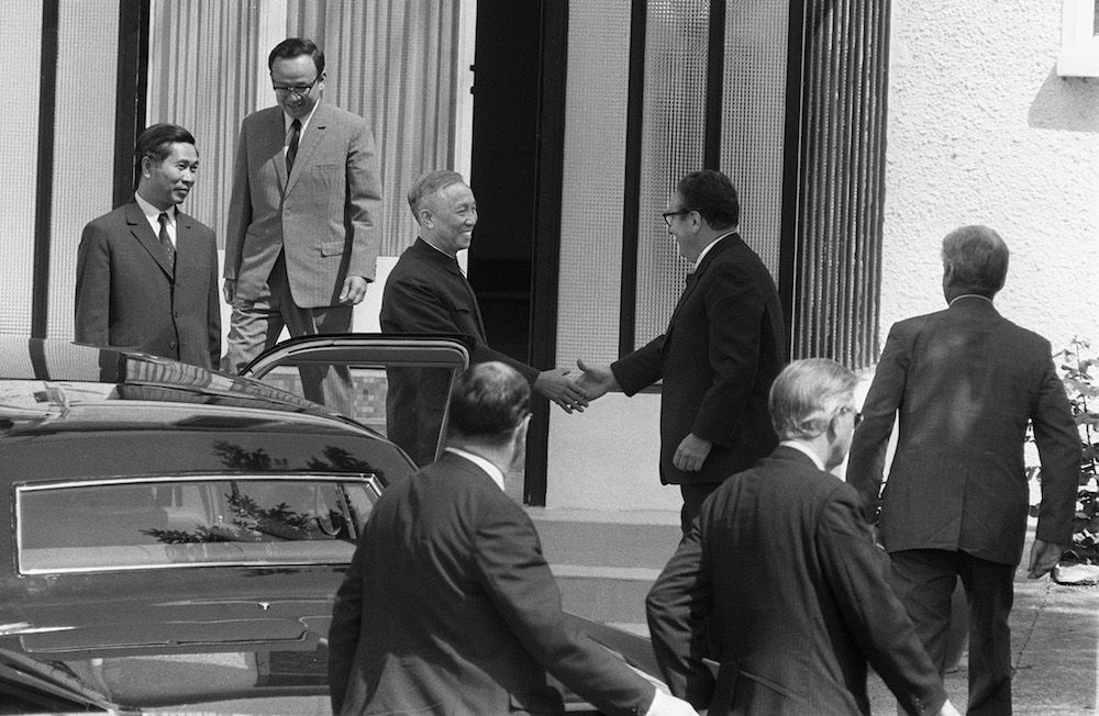La geopolitica della Cina secondo Kissinger (1)