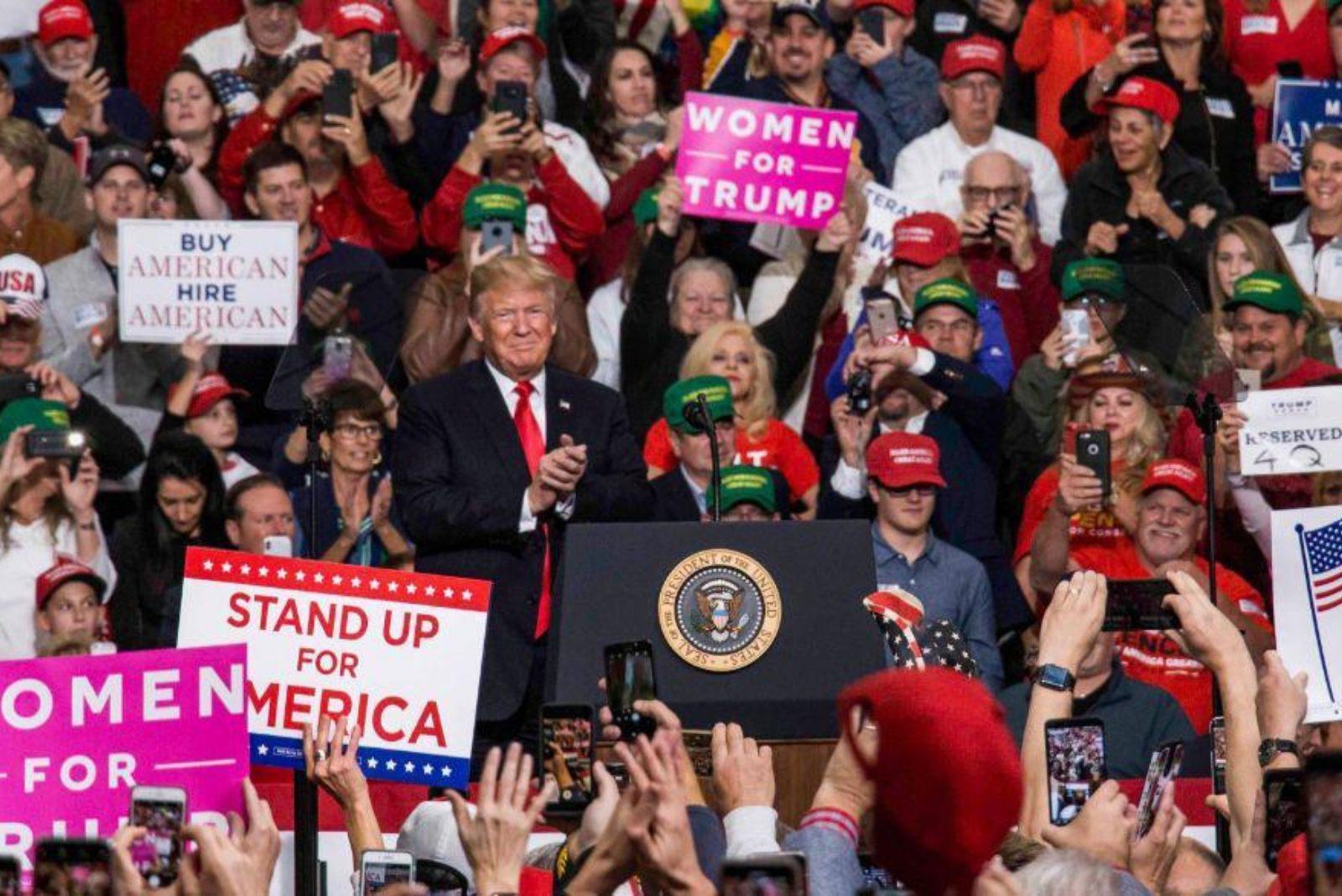 Midterms: dove Trump si gioca il Congresso