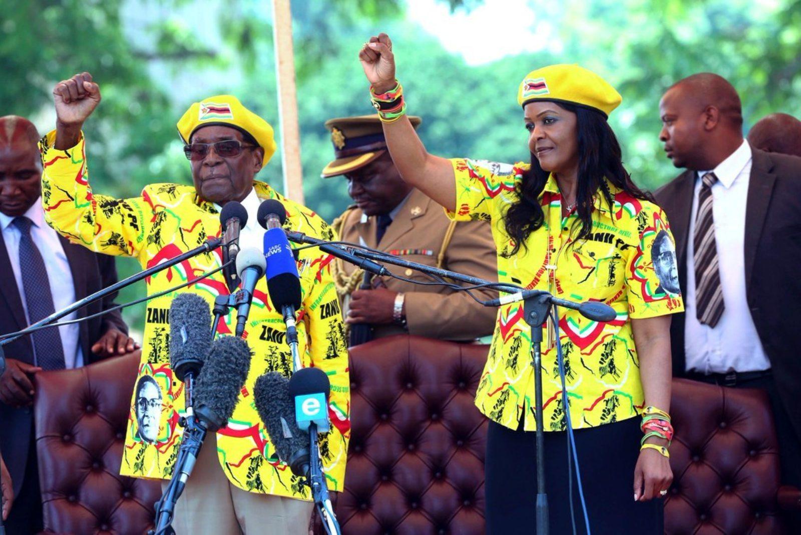 Mugabe: battuta d'arresto o capolinea?