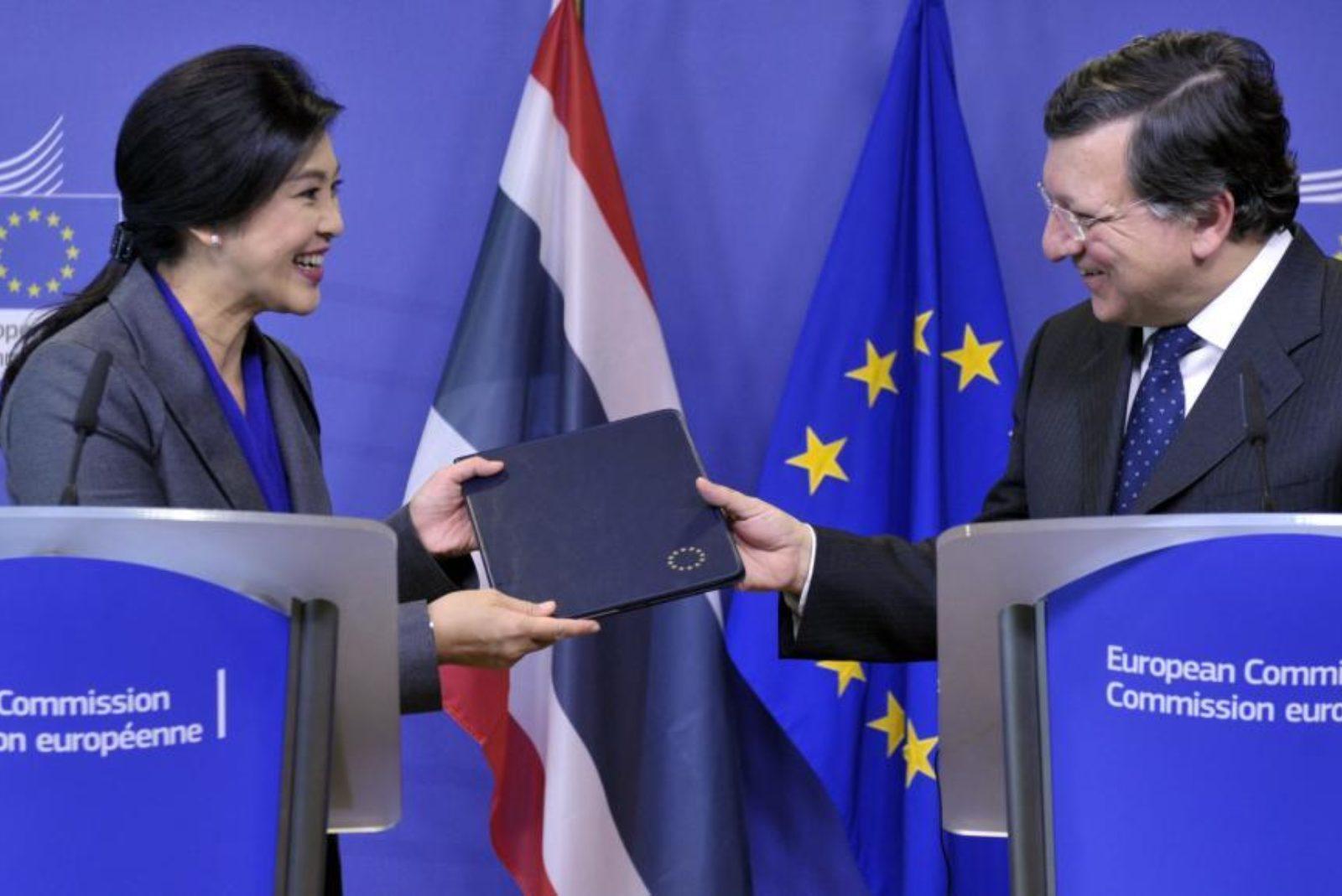 Nuovo inizio per le relazioni tra UE e Thailandia