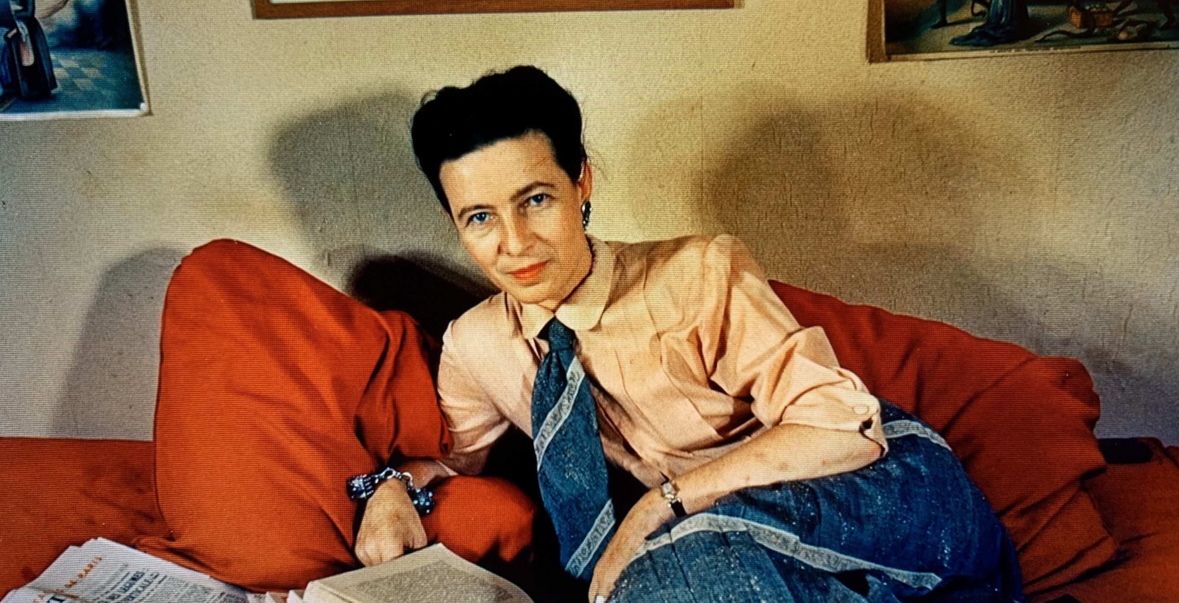Simone de Beauvoir: femminismo e cultura