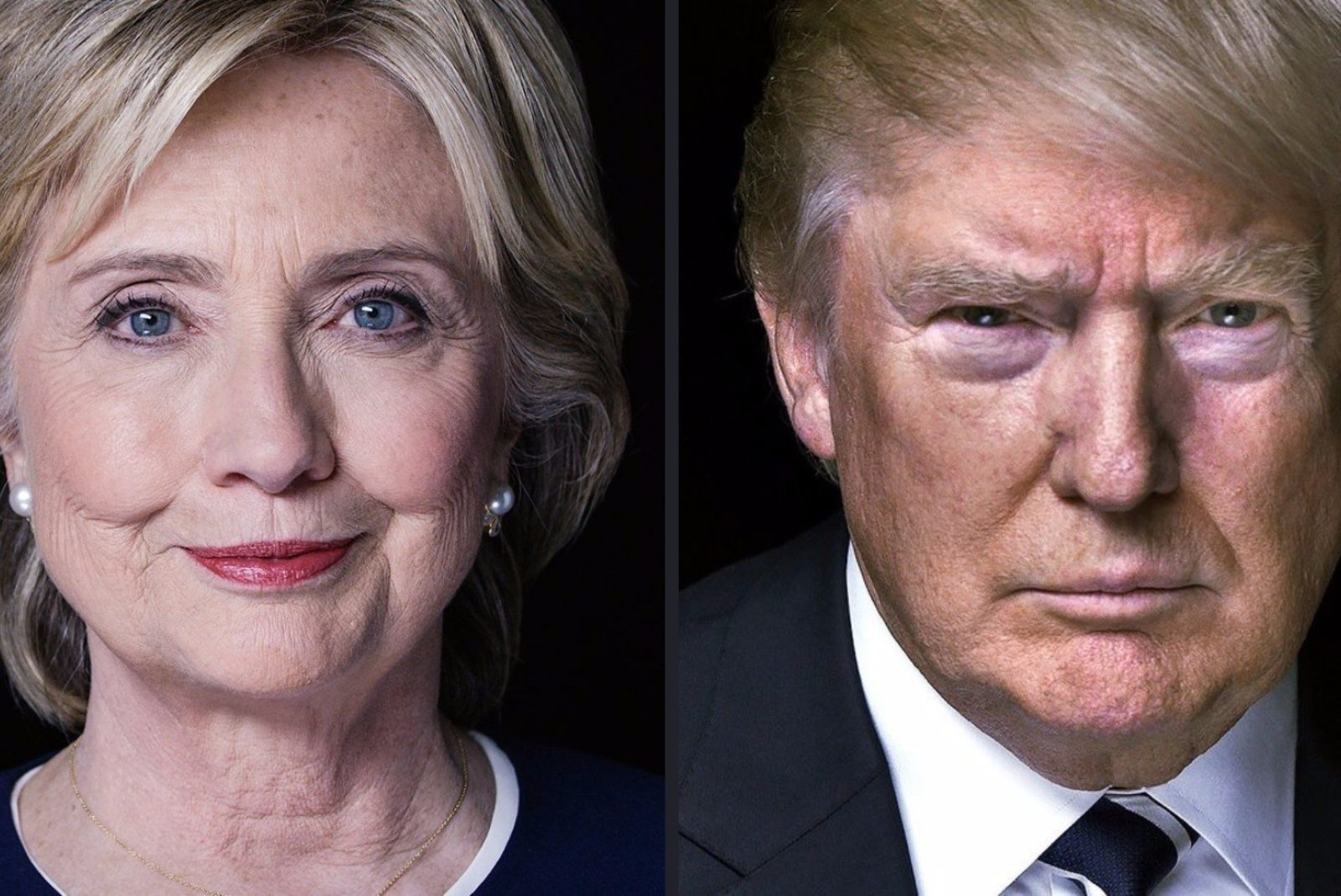 Trump vs Clinton: cosa ci dice il web