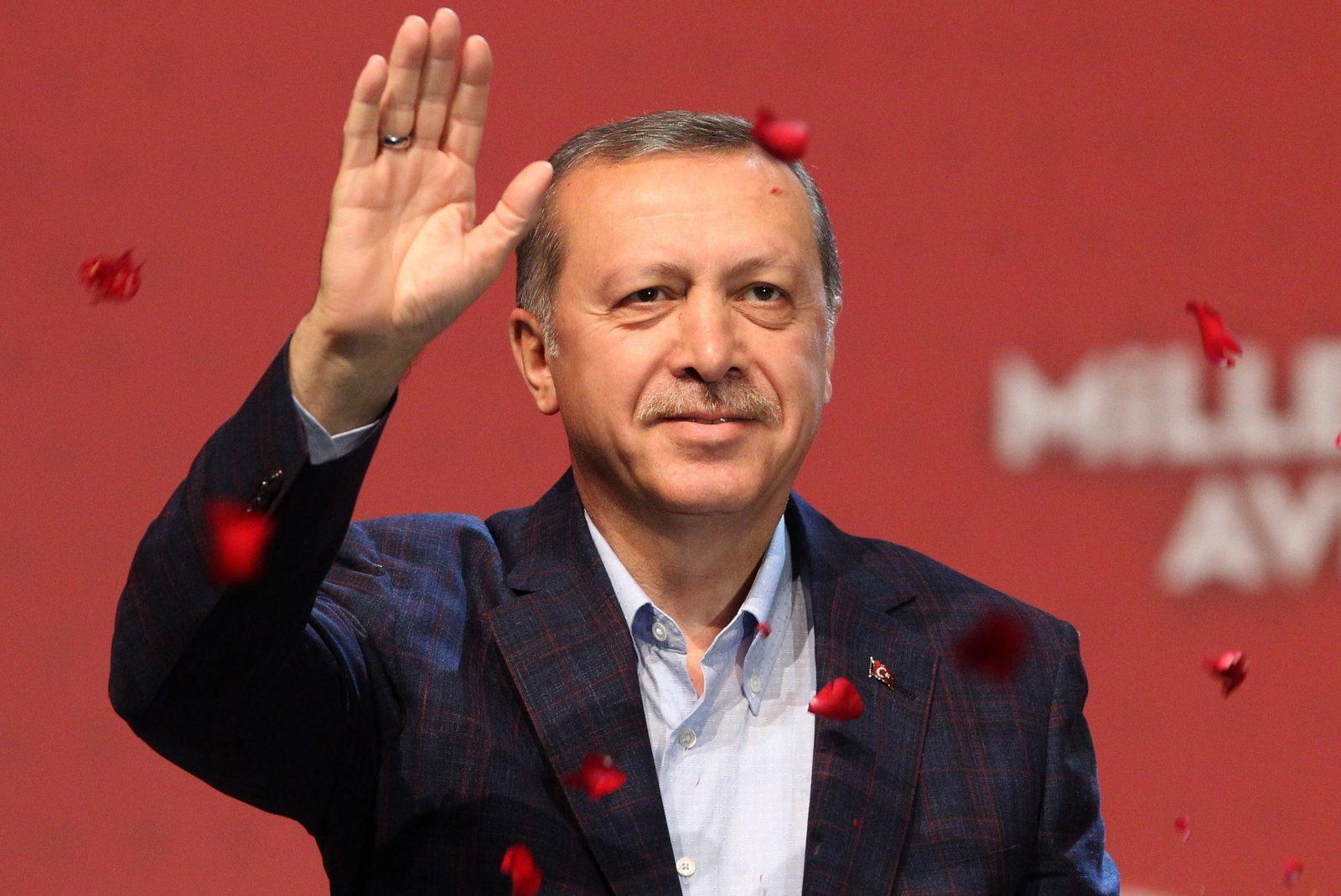 Viva Erdogan!